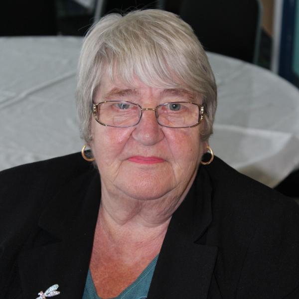 A photo of Betty Stevenson