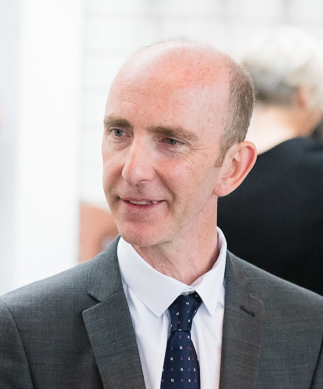 A photo of Dr Jim McCormick (Chair)