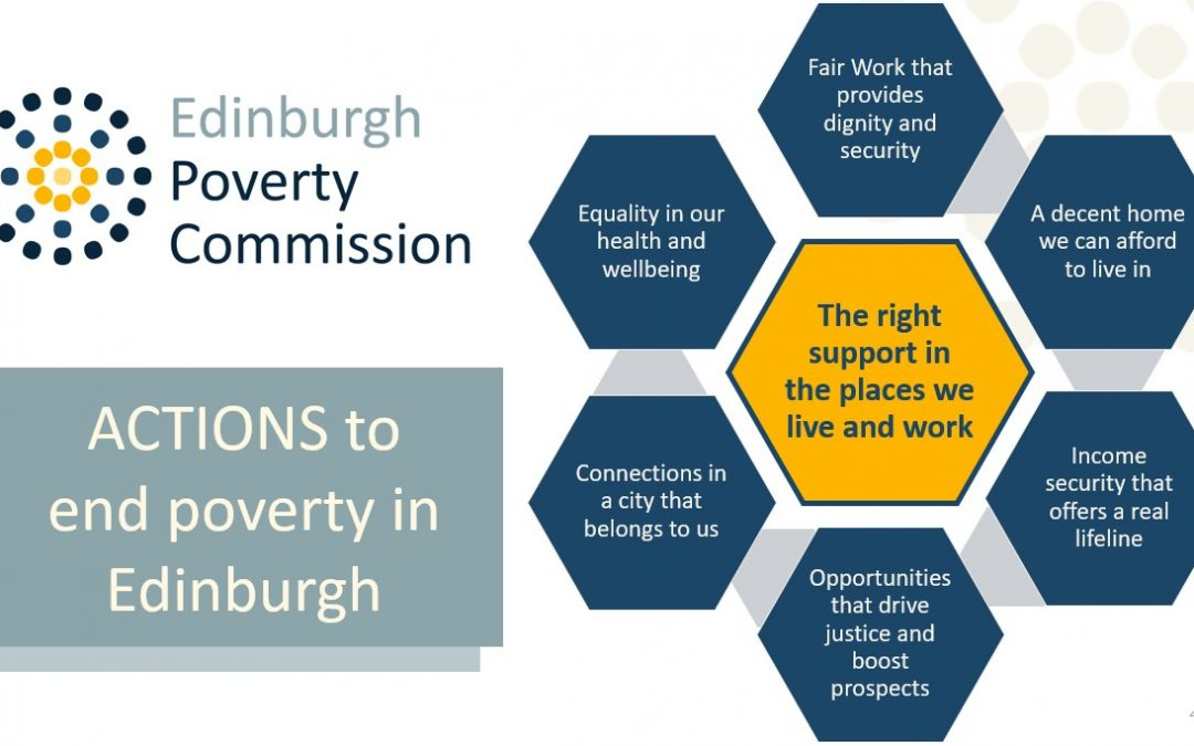 Ending Poverty in Edinburgh Delivery Plan 2020-2030
